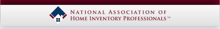 The National Association of Home Inventory Professionals - Your Home Inventory Authority